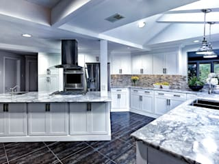 Main Line Kitchen Design Klasik Mutfak