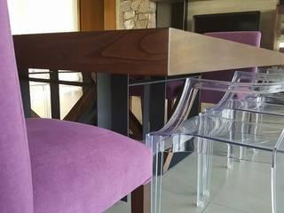 Столовые комнаты в . Автор – Estudio Karduner Arquitectura, Модерн