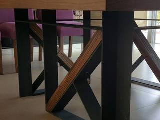 Dining room by Estudio Karduner Arquitectura, Modern