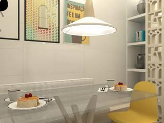 Deise Maturana arquitetura + interiores Kitchen units