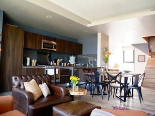 Modern kitchen by Erika Winters Design Modern