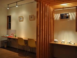 下沼田の家 モダンスタイルの 玄関&廊下&階段 の 田村貴大建築アトリエ モダン