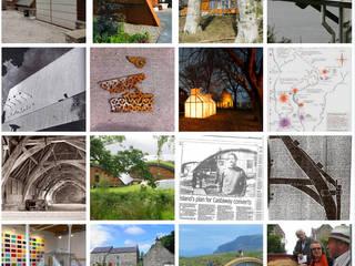 Casas de estilo moderno por Retool architecture