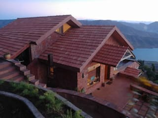 Mayur Farm House Modern houses by Studio - Architect Rajesh Patel Consultants P. Ltd Modern
