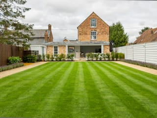 Mill house renovation and extension, Buckinghamshire HollandGreen Casas de estilo moderno