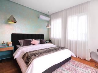 Dormitorios de estilo ecléctico de Marilen Styles Ecléctico