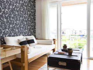 Salas multimedia de estilo  de Marilen Styles, Moderno