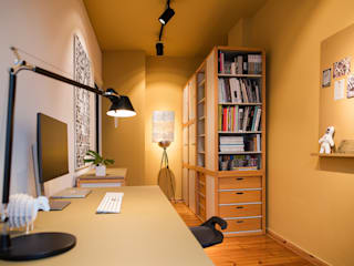 Modern Study Room and Home Office by THE INNER HOUSE Modern