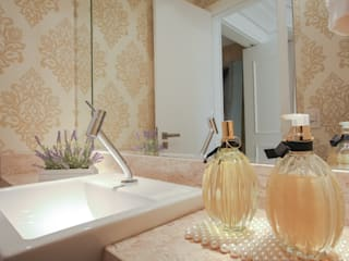 Modern bathroom by Factus Arquitetura Planejamento Interiores Modern