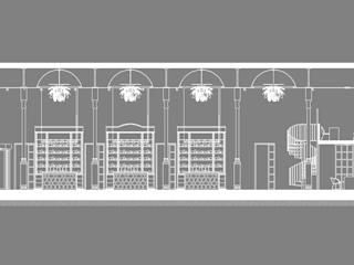 Farmacia para New Planer. Proyecto de diseño interior por Alberto Navarro Arquitectura Interior de Alberto Navarro Arquitectura Interior
