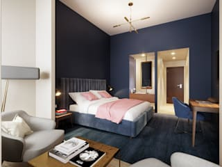 Bedroom:  Hotels von Designer's House GmbH