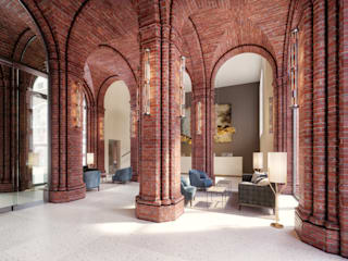 Lobby:  Hotels von Designer's House GmbH