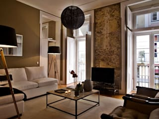 Pureza Magalhães, Arquitectura e Design de Interiores Living roomAccessories & decoration