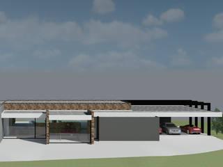 Codeçoso House:   por Engebasto - Atividades de Engenharia e Arquitetura, Lda
