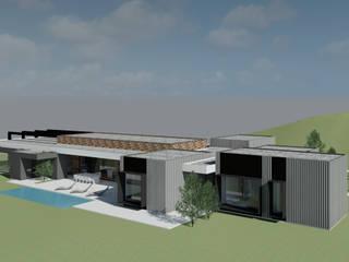 Codeçoso House por Engebasto - Atividades de Engenharia e Arquitetura, Lda