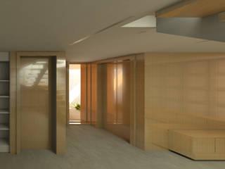 Remodelación vivienda Comedores modernos de Madera de Arquitecto Moderno