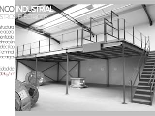 Office buildings by c05 Arquitectura , Industrial