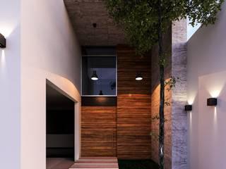Fachada G803 de Modulor Arquitectura Moderno