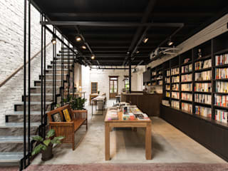 Z+SQUARE DESIGN / 正工設計 Commercial Spaces