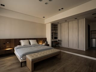 Minimalist bedroom by KD Panels Minimalist