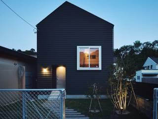 ほどよく自然体でかっこよく暮す家「BROOKLYN HOUSE」: オレンジハウスが手掛けた家です。,インダストリアル