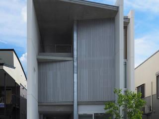 六日町の町屋/Townhouse in Muikamachi: 空間芸術研究所/vectorfield architectsが手掛けた家です。,モダン