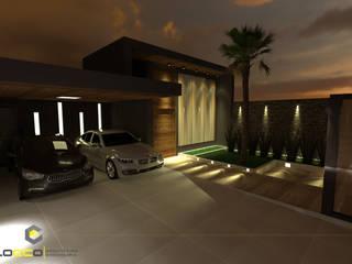 منازل تنفيذ Bloco Arquitetura e Engenharia