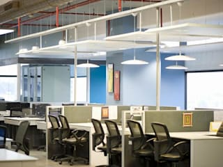 Modern commercial spaces by Studio - Architect Rajesh Patel Consultants P. Ltd Modern