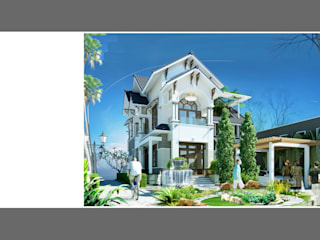 Biệt thự nghỉ dưỡng cao cấp/Luxury Villas:   by CÔNG TY CỔ PHẦN HAVEN (HAVEN ARCHITECHTURE AND CONSTRUCTION)