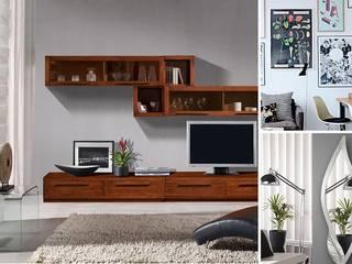 Amplio catálogo de muebles :  de estilo  de Banshehogar