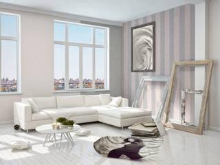 Coleccion de papel pintado Memory 3: Paredes y suelos de estilo moderno de Disbar Papeles Pintados