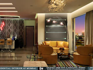Residential Interiors, Mumbai:   by Prem Nath And Associates