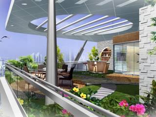 Sky Villas, Mumbai:   by Prem Nath And Associates