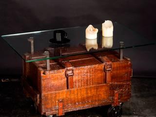 Кофейный столик от Bronus craft Лофт