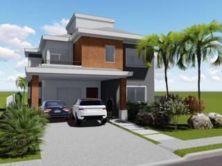 Residência MM: Condomínios  por Miño & Schwanke Arquitetura
