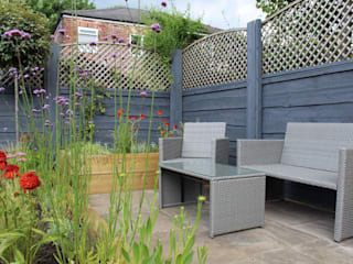 Adult seating area:   by Garden Ninja Ltd