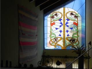 Salon classique par Dario Basaldella Arquitectura Classique