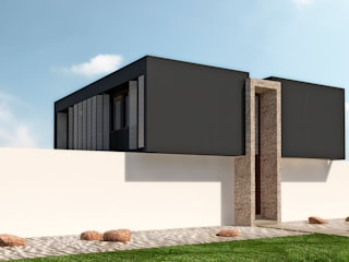 Detached home by NEF Arq.