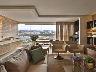 Apartamento Lourdes por Sathler Camargo Design de Interiores Moderno