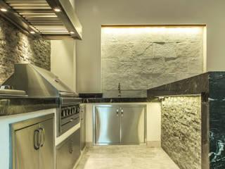 Terrazas de estilo  de S2 Arquitectos, Moderno