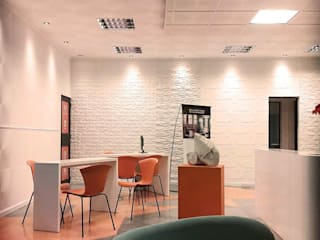 Study/office by GORA Arquitectura 3D,