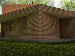 Casa TWA Casas modernas: Ideas, imágenes y decoración de S.TS Arquitectos Moderno