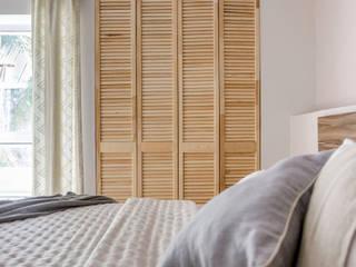 SIMPLE actitud 臥室配件與裝飾品 布織品 Brown