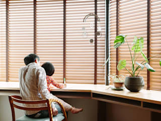 板橋小茂根の家 Itabashi Komone House モダンな 窓&ドア の 荻原雅史建築設計事務所 / Masashi Ogihara Architect & Associates モダン