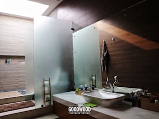 Bathroom by The GoodWood Interior Design, Modern