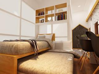 Chambre d'enfant de style  par samma design