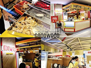 The GoodWood Interior Design ร้านอาหาร