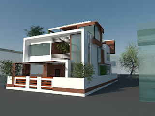 Duplex residential by monolith projects
