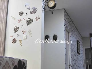 Rumah Tinggal:   by Contheme Design
