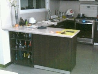 Cocina Modular:  de estilo  por omarfranco57